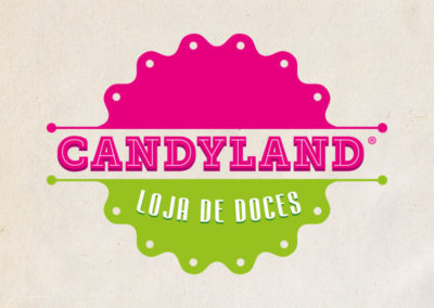 Candyland  logotipo.