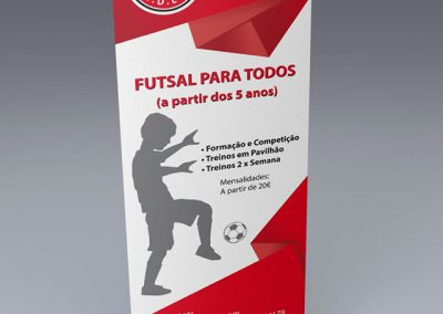 Futsal Feijó Roll up