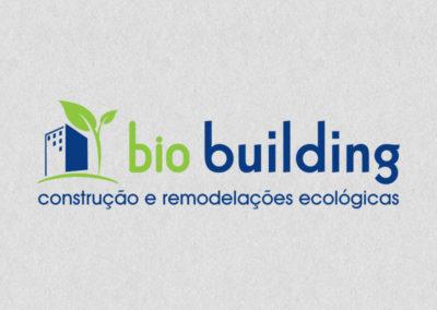 Bio building logotipo