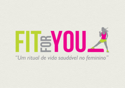 Fit for you logotipo